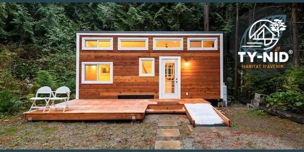 Tiny House pour professionnel