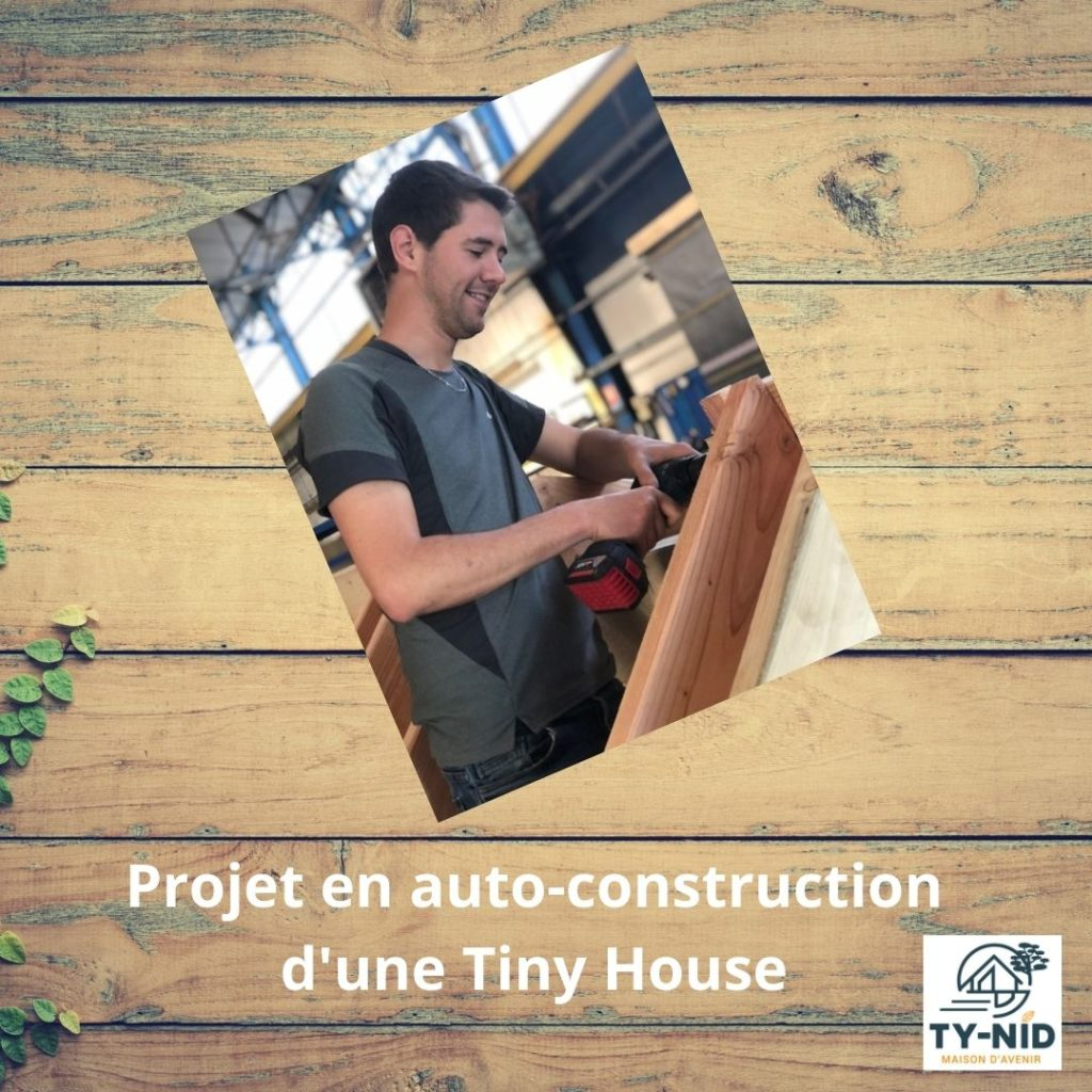 Interview de Pierre Antoine autoconstructeur de Tiny houses