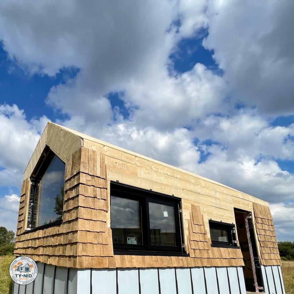 tiny house en auto construction