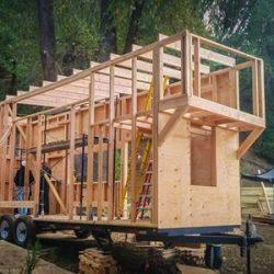 autoconstruction Tiny House